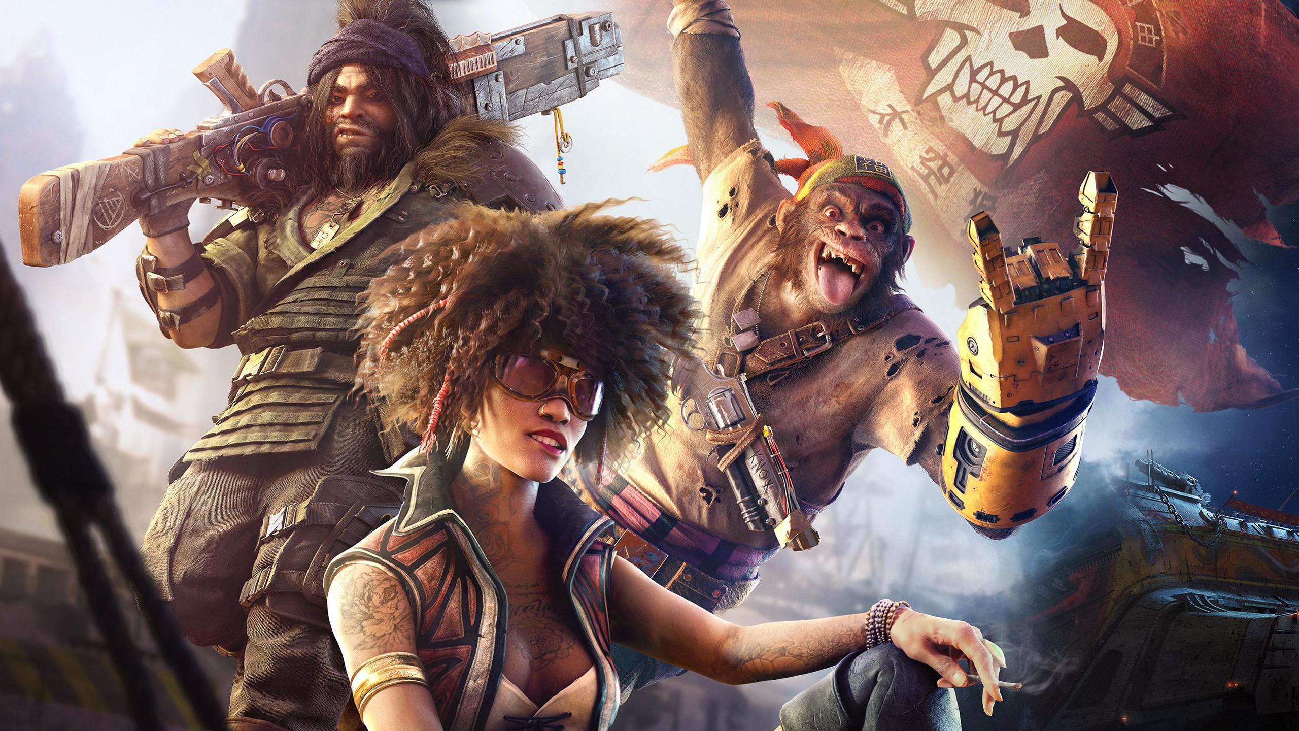 Создатель Beyond Good & Evil больше не будет делать игры