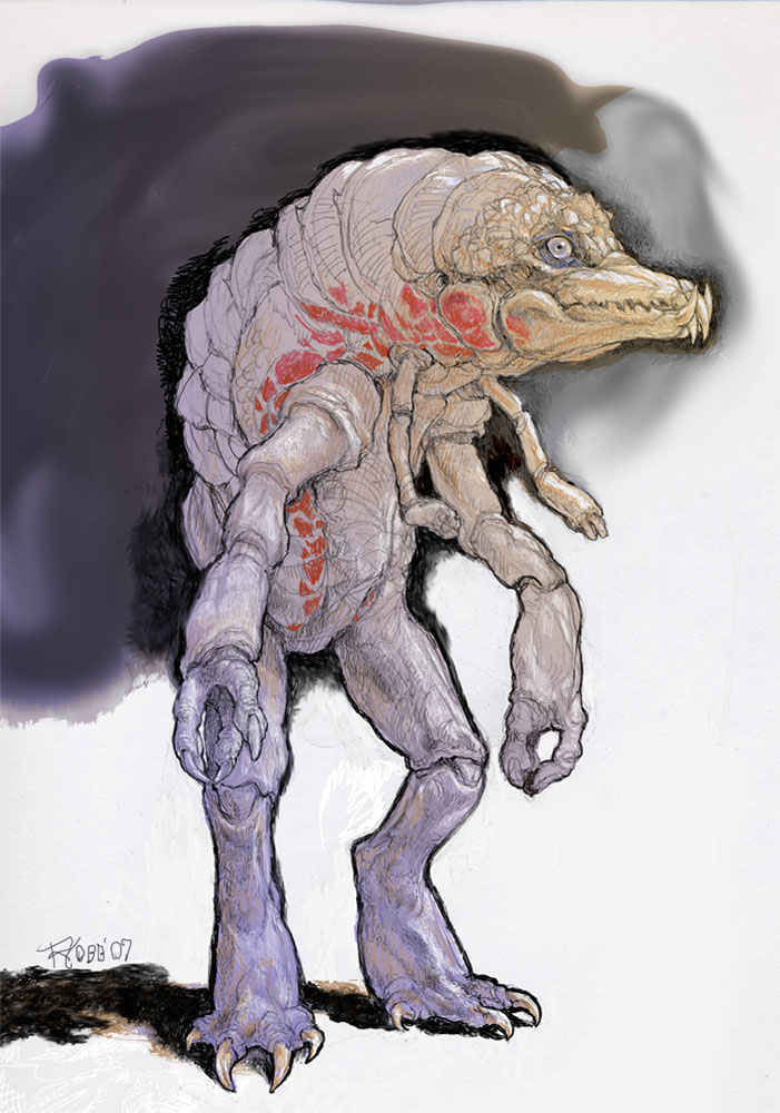 Умер Рон Кобб — художник-постановщик и дизайнер «Чужого», «Звёздных войн» и «Назад в будущее» 15
