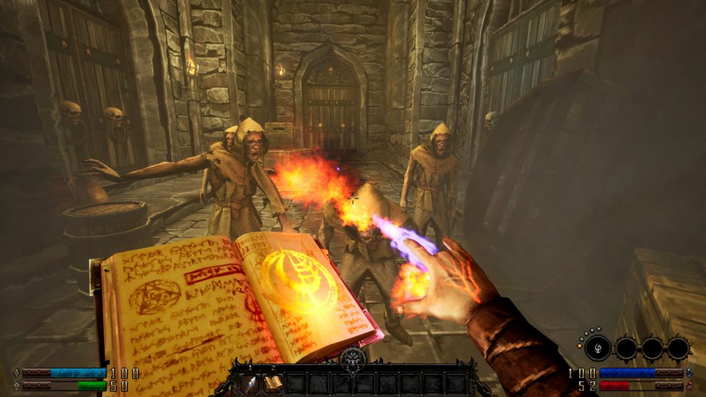 3D Realms анонсировала Graven — духовный наследник Dark Messiah of Might & Magic 6