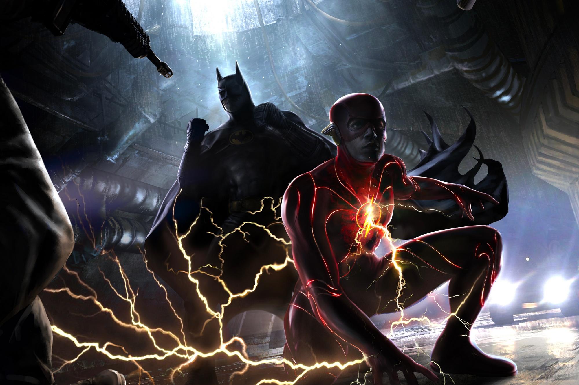 Слух: Николас Кейдж сыграет Супермена во «Фл