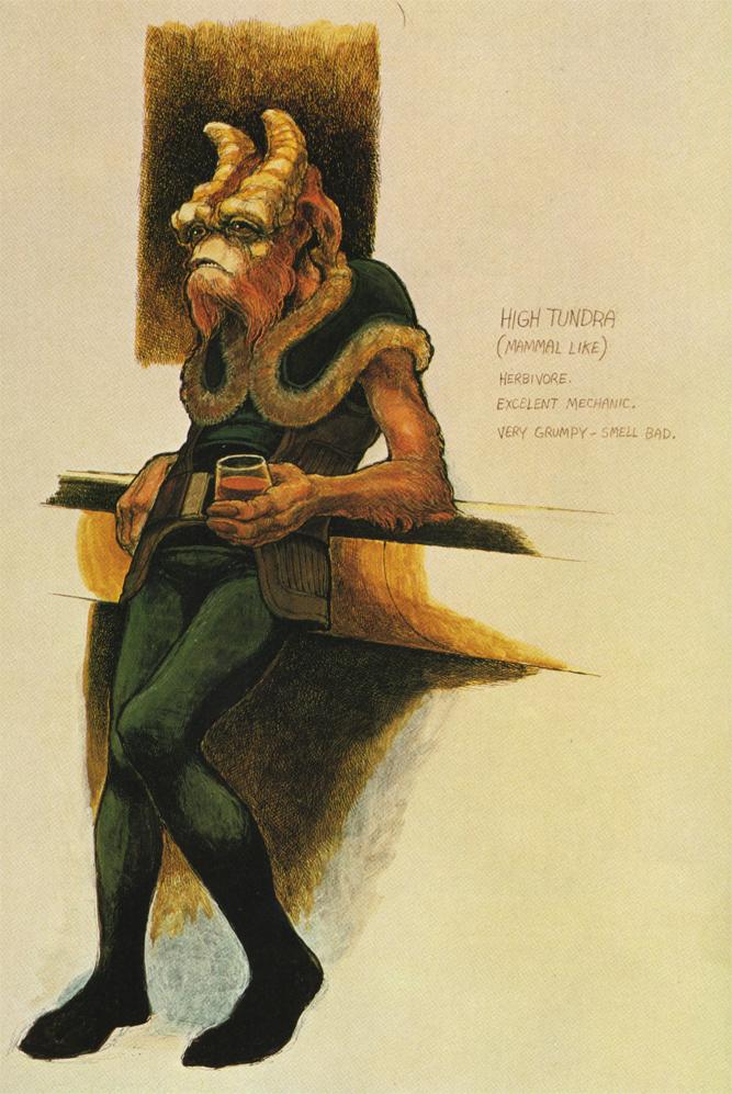 Умер Рон Кобб — художник-постановщик и дизайнер «Чужого», «Звёздных войн» и «Назад в будущее» 2