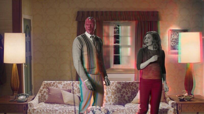 «ВандаВижен»: первый трейлер самого необычного проекта киновселенной Marvel