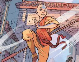 Как вселенная Аанга продолжает жить в комиксах и книгах 9