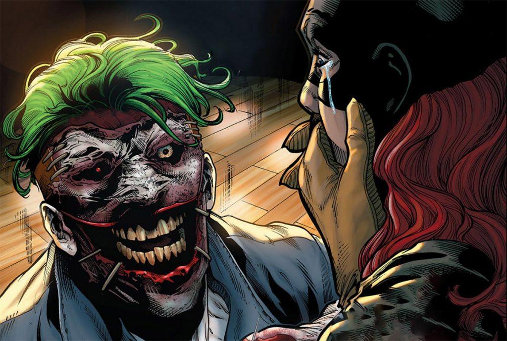 Комиксы про Джокера: с чего начинать читать 1