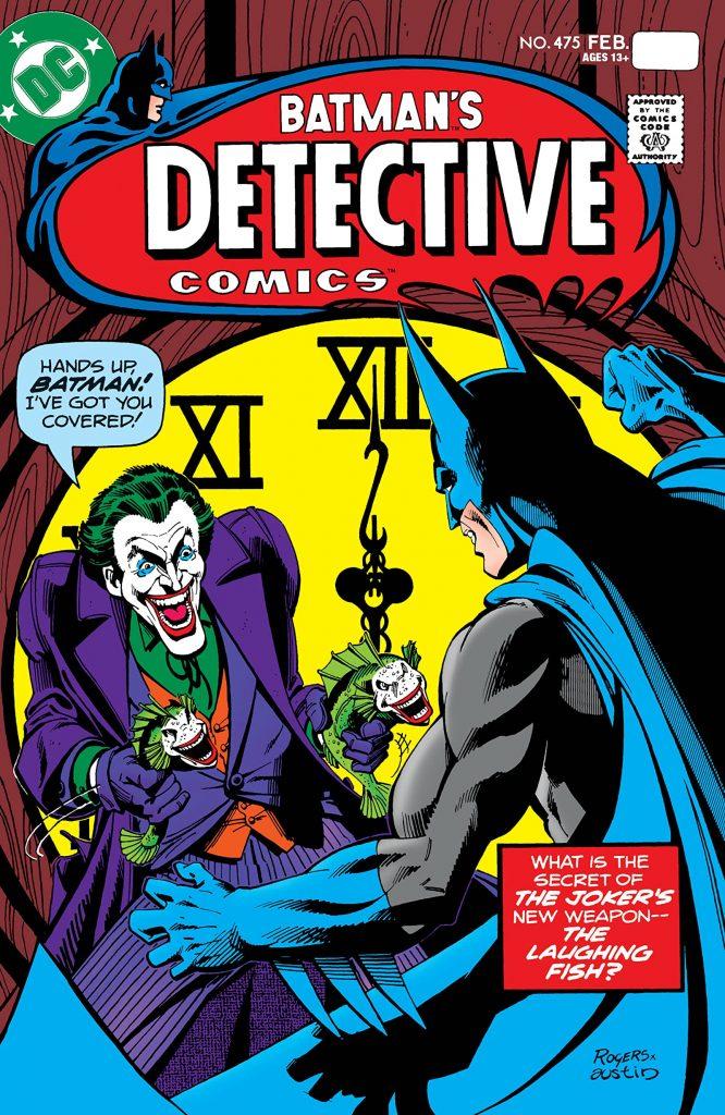 Комиксы про Джокера: с чего начинать читать 4