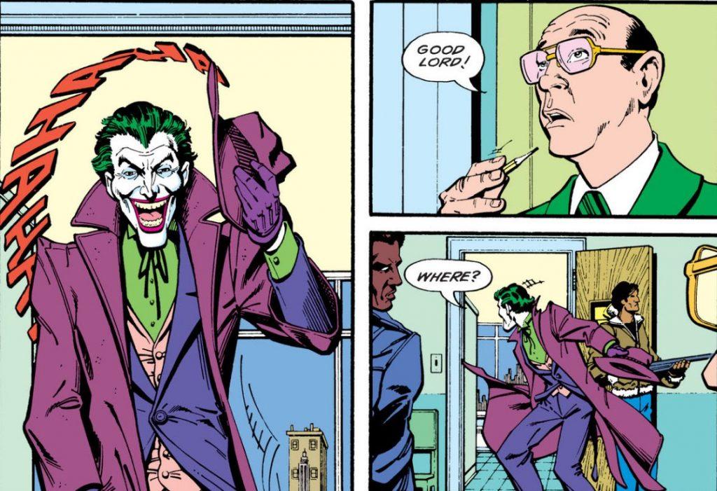 Комиксы про Джокера: с чего начинать читать 3