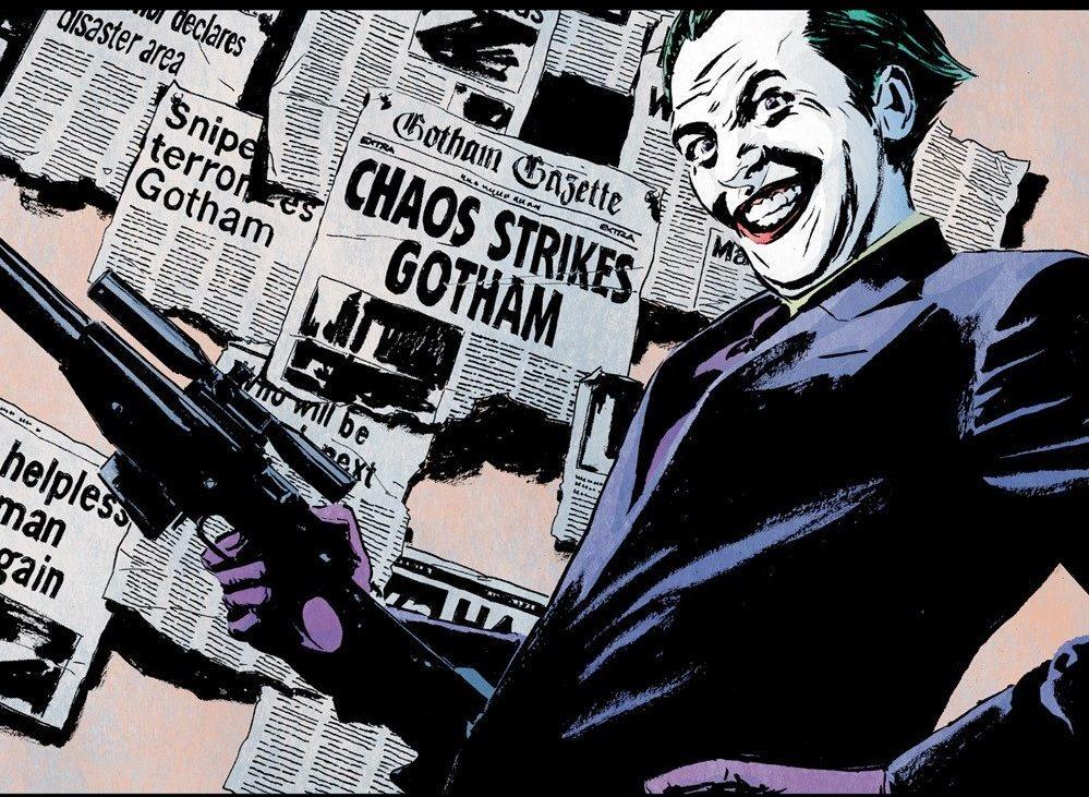 Комиксы про Джокера: с чего начинать читать 5