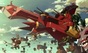 Классика аниме: «Гуррен Лаганн». Безграничное мужское слияние!