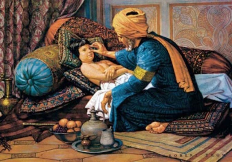 Великая мусульманская наука древних арабов 9