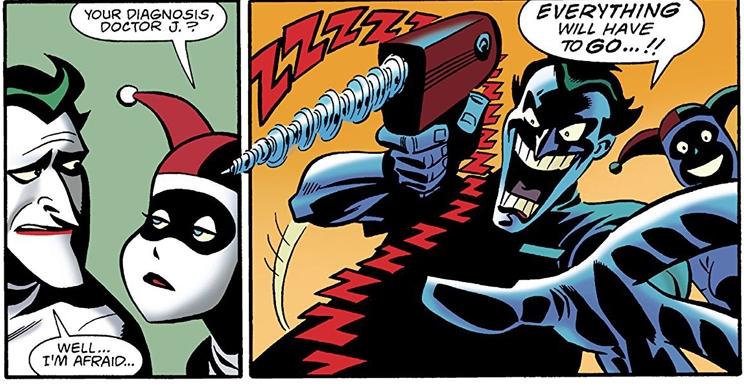 Комиксы про Джокера: с чего начинать читать 8