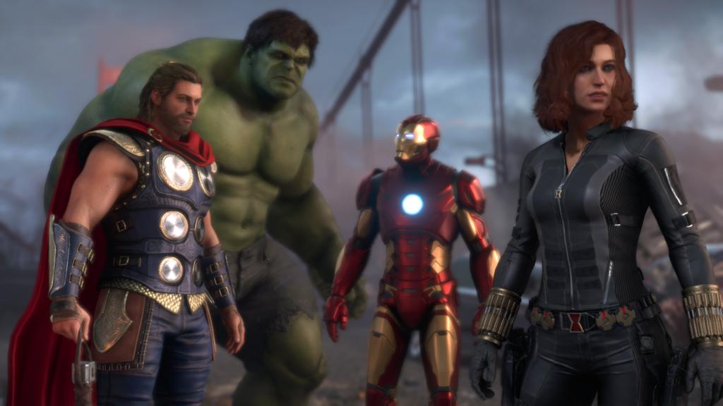 Обзор Marvel's Avengers. Мстители, общий сбор лута! 7