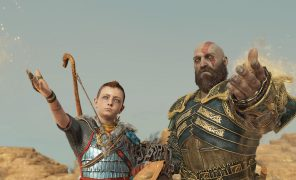 God of War (2018): игра против мифологии