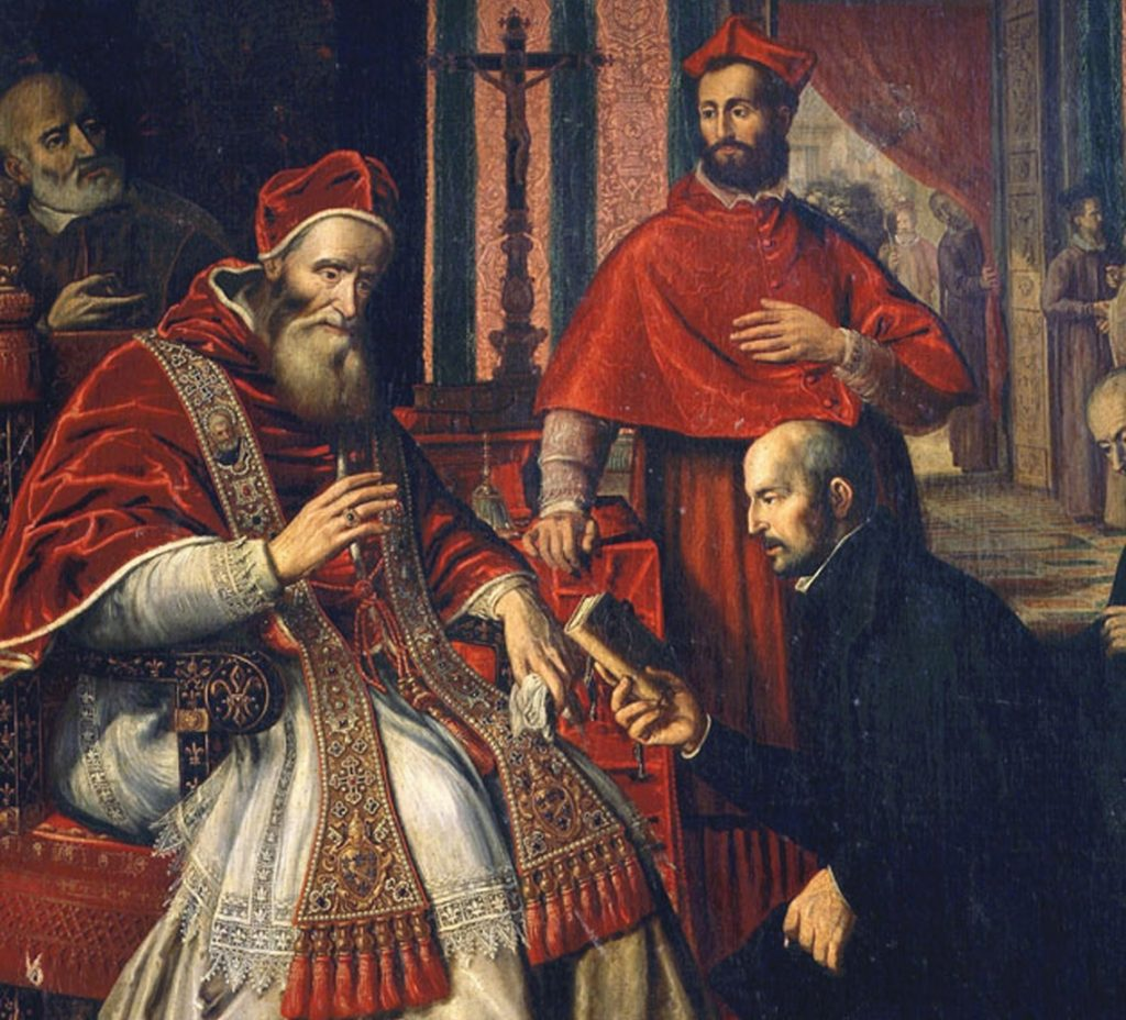 Орден иезуитов. Общество Иисуса — и спецслужба Папы Римского 13