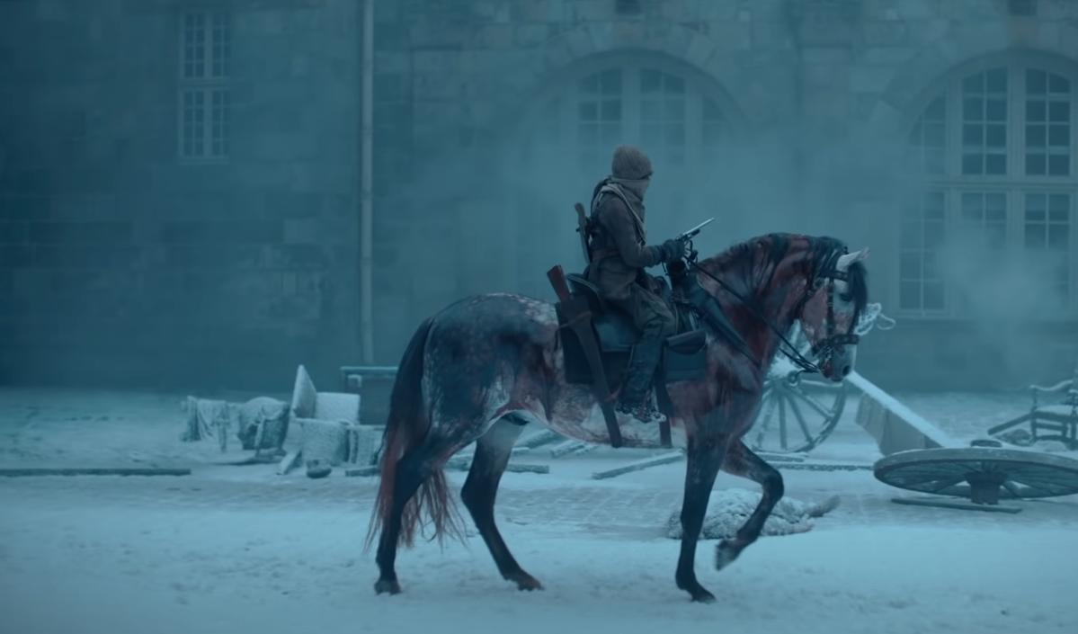 Обезумевшие аристократы и голубая кровь в трейлере сериала «Революция»