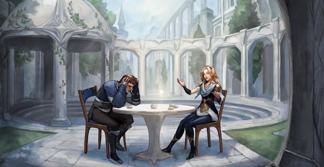 Riot Games анонсировала еще одну настольную игру по League of Legends