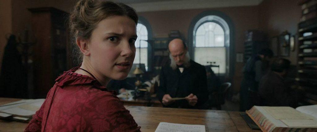 «Энола Холмс»: детский детектив про сестру-бунтарку Шерлока 3