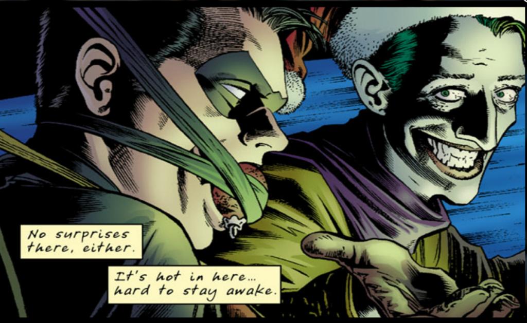 Комиксы про Джокера: с чего начинать читать 17