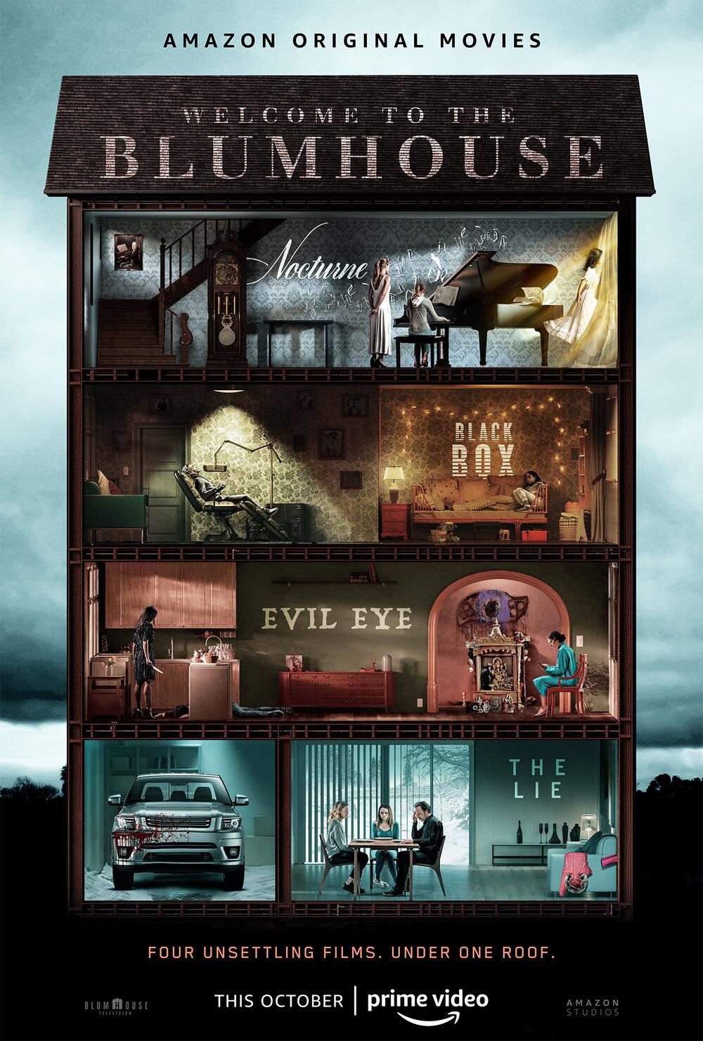 Первый тизер-трейлер Welcome tothe Blumhouse —хоррор-антологии Amazon и Blumhouse 1