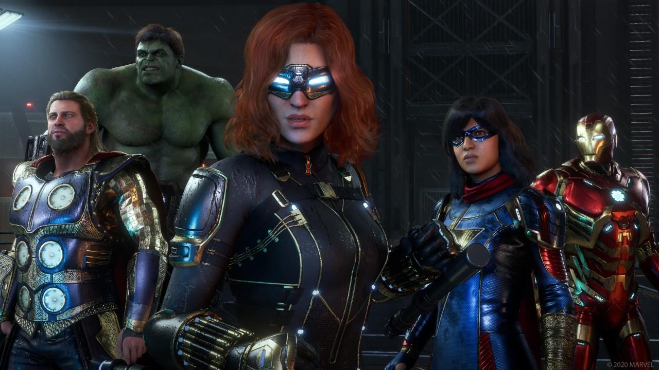 Обзор Marvel's Avengers. Мстители, общий сбор лута! 10