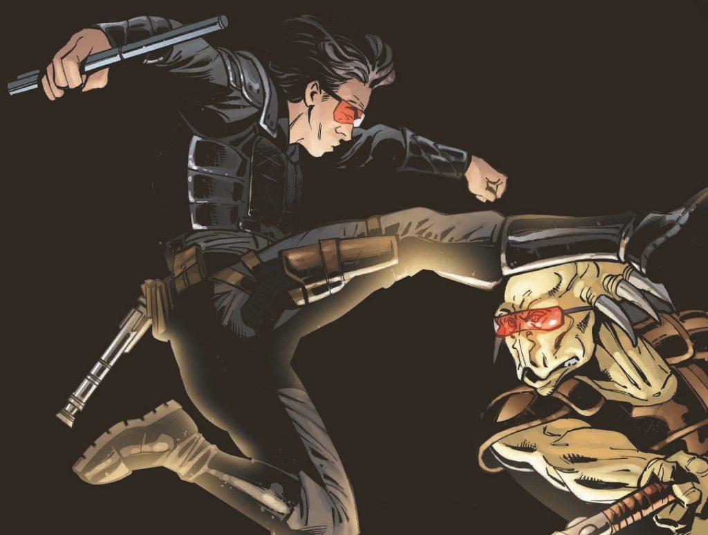 Лучшие комиксы лета 2020: фантастика и мистика 12