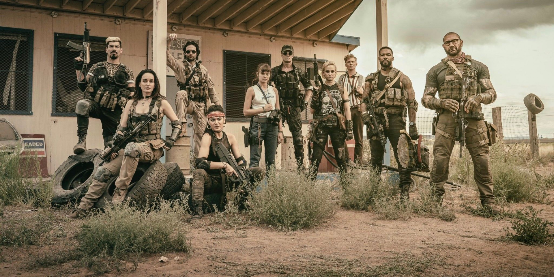 «Армия мертвецов» Снайдера еще не вышла, а Netflix уже заказа
