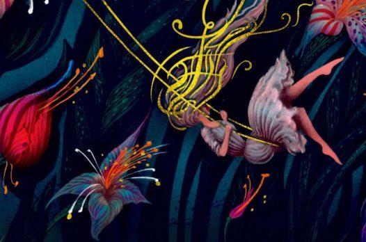 Ричард Адамс «Девушка накачелях»: готика иэротика ватмосфере классического английского романа