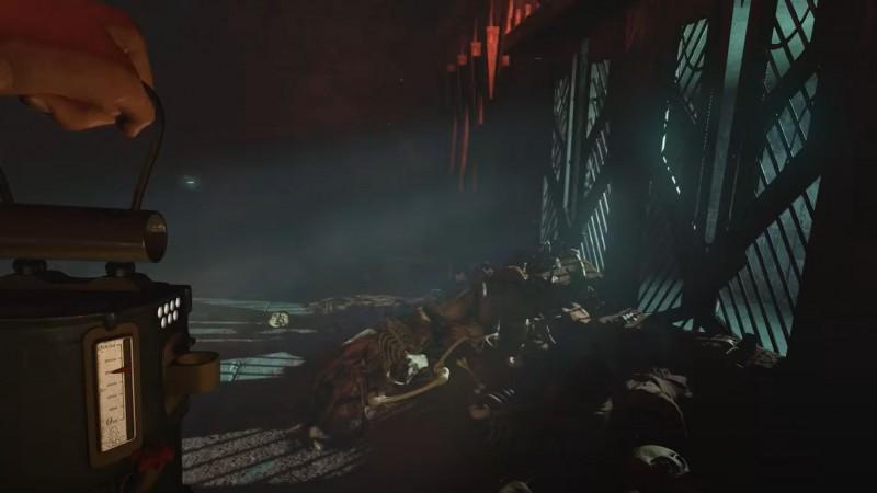 Новый трейлер Amnesia: Rebirth — игра выйдет через месяц