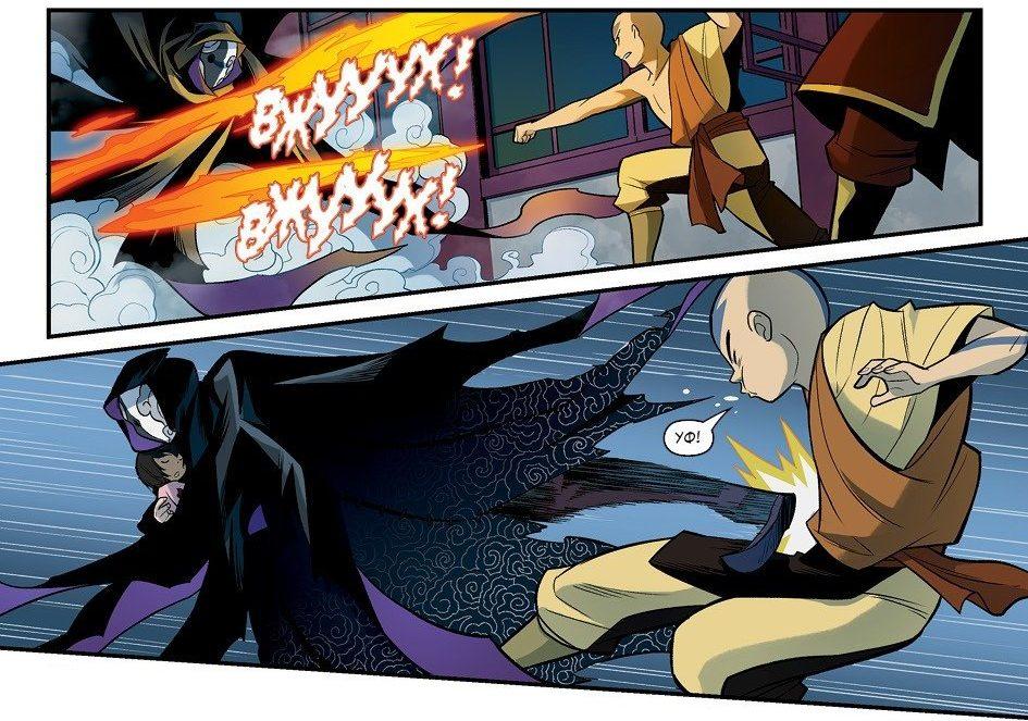 Как вселенная Аанга продолжает жить в комиксах и книгах 1