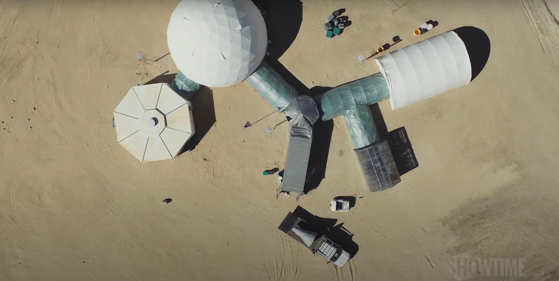 «Лунная база 8»: первый трейлер комедии просимулятор лунной базы