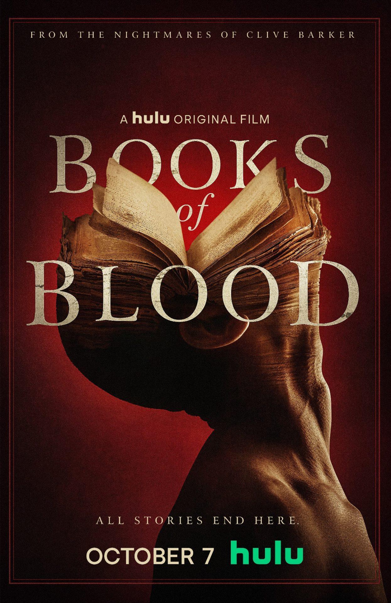 «Книги крови»: первый тизер фильма отHulu по сборнику Клайва Баркера 1