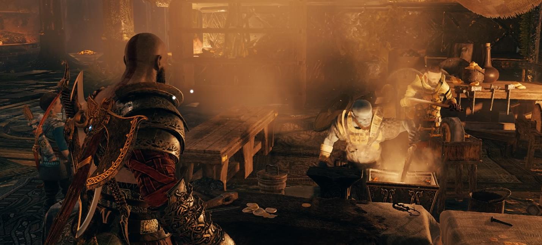 God of War: игра Santa Monica против мифологии 8