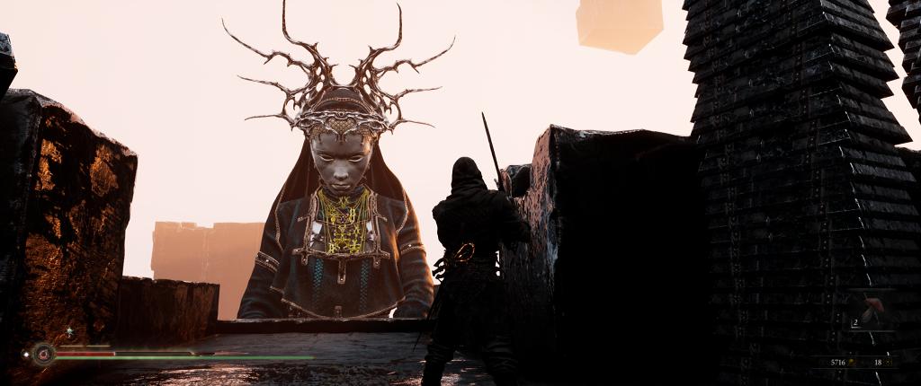 Разбор сюжета и обзор Mortal Shell