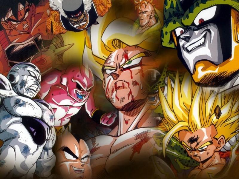 Dragon Ballz. Более 9000 знаков об истории франшизы 10