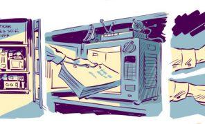 Комикс: Круговорот «Звёздных войн» во времени