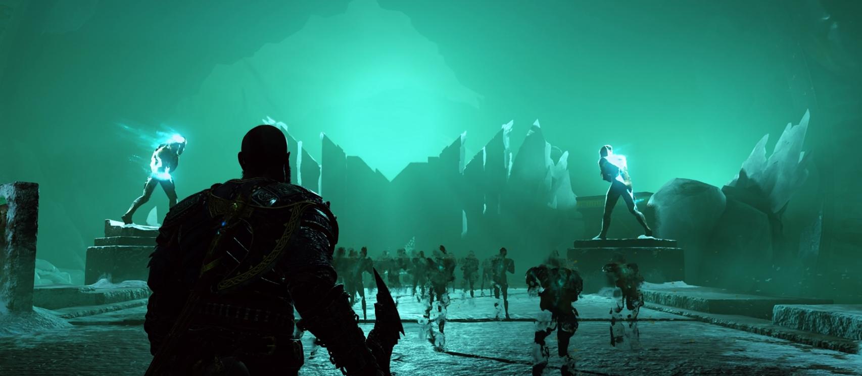God of War: игра Santa Monica против мифологии 12