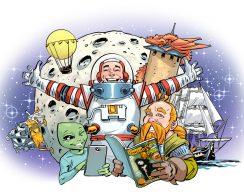 Доступна международная подписка на «Мир фантастики»