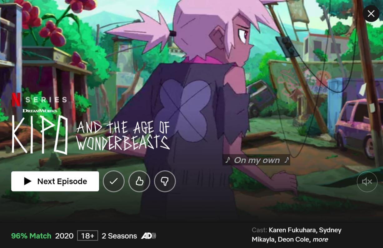 Netflix повысил возрастные рейтинги некоторых детских проектов до18+ 4