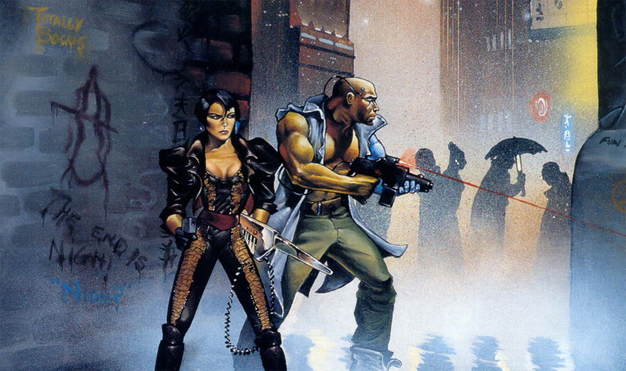 Cyberpunk 2020: игра, на которой основан Cyberpunk 2077 9