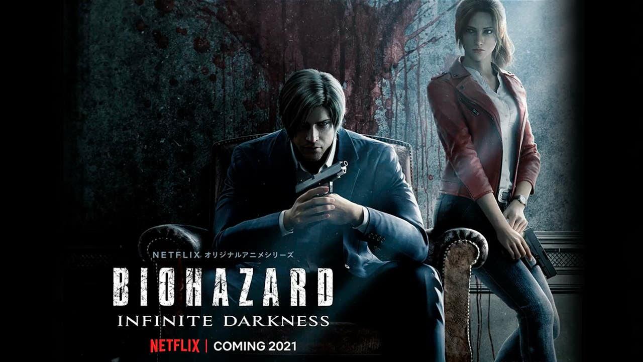 Resident Evil: Netflix и Capcom выпустят анимационный сериал повселенной
