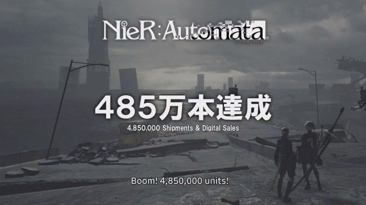 Новый трейлер NieR:Replicant — игра выйдет 23 апреля 4