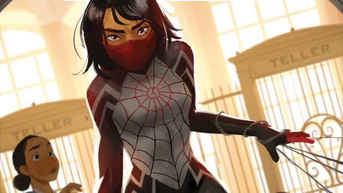Sony готовит сериал просупергероиню Шёлк извселенной «Человека-Паука»