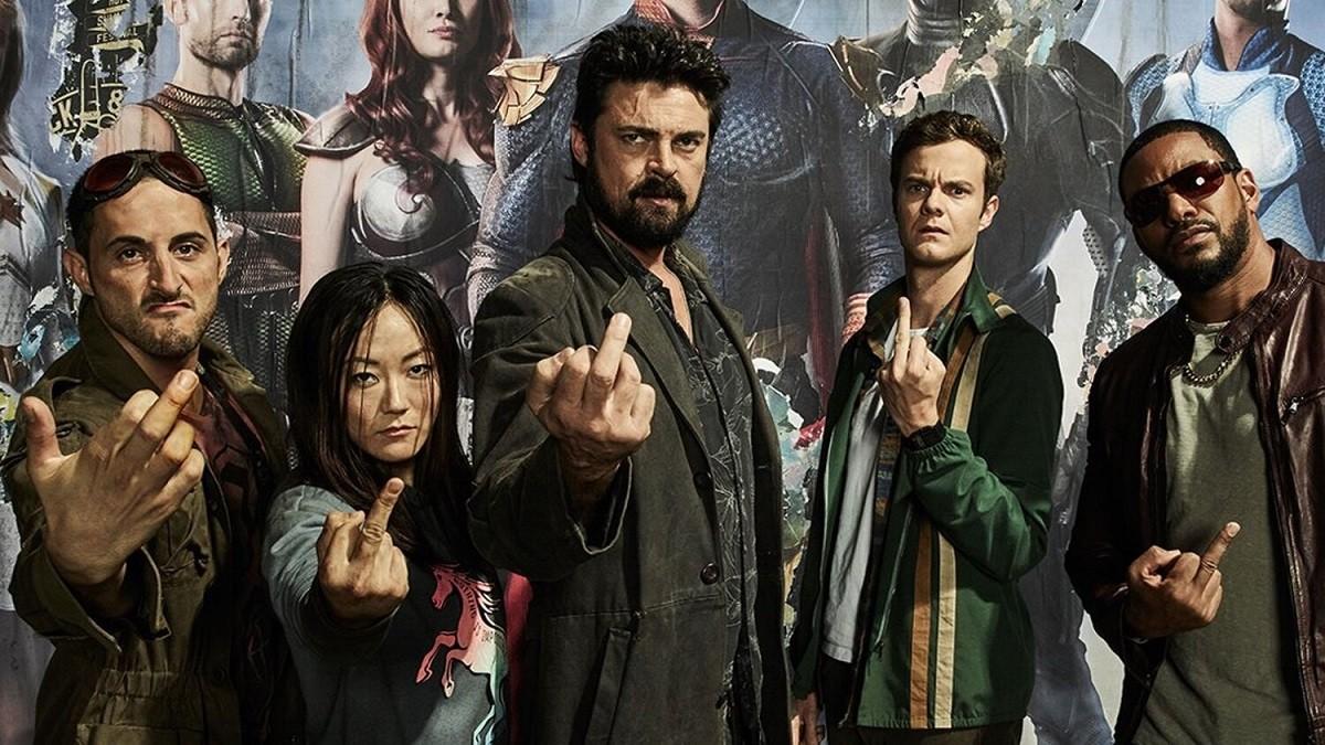 Какие сериалы смотреть в сентябре 2020? Пацаны, воспитанные волками 5