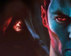 Читаем книгу «Траун: Измена» — финальную книгу вновой трилогии Тимоти Зана по«Звёздным войнам»