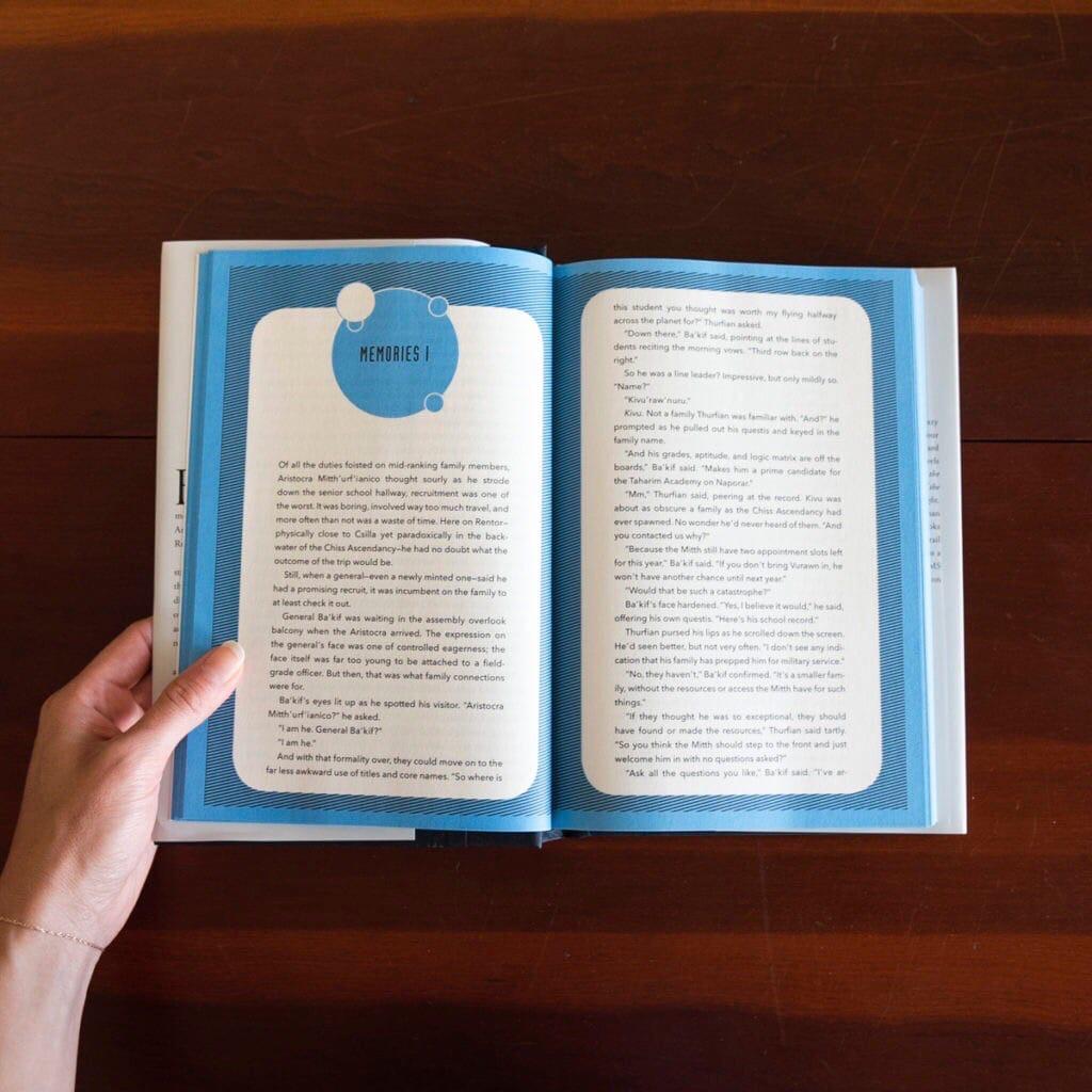Тимоти Зан: «Траун. Доминация». Что мы узнали из нового романа о синекожем адмирале галактической империи 3