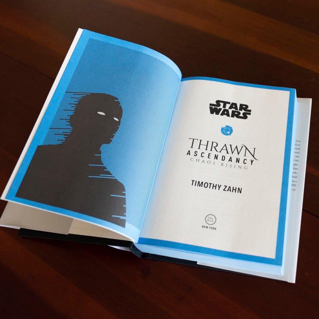 Тимоти Зан: «Траун. Доминация». Что мы узнали из нового романа о синекожем адмирале галактической империи 5