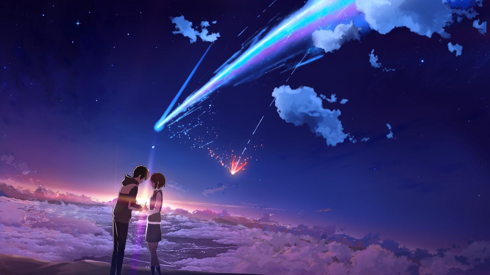 Фильм по аниме «Твое имя» снимет режиссер «Минари» Ли Айзек Чун