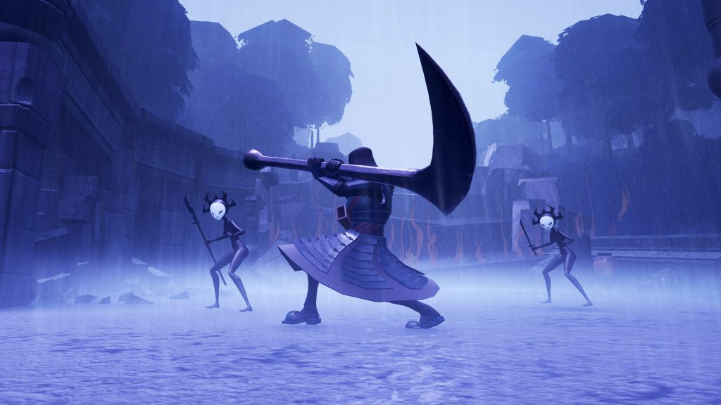 Обзор Samurai Jack: Battle Through Time. Всё по канону! 4