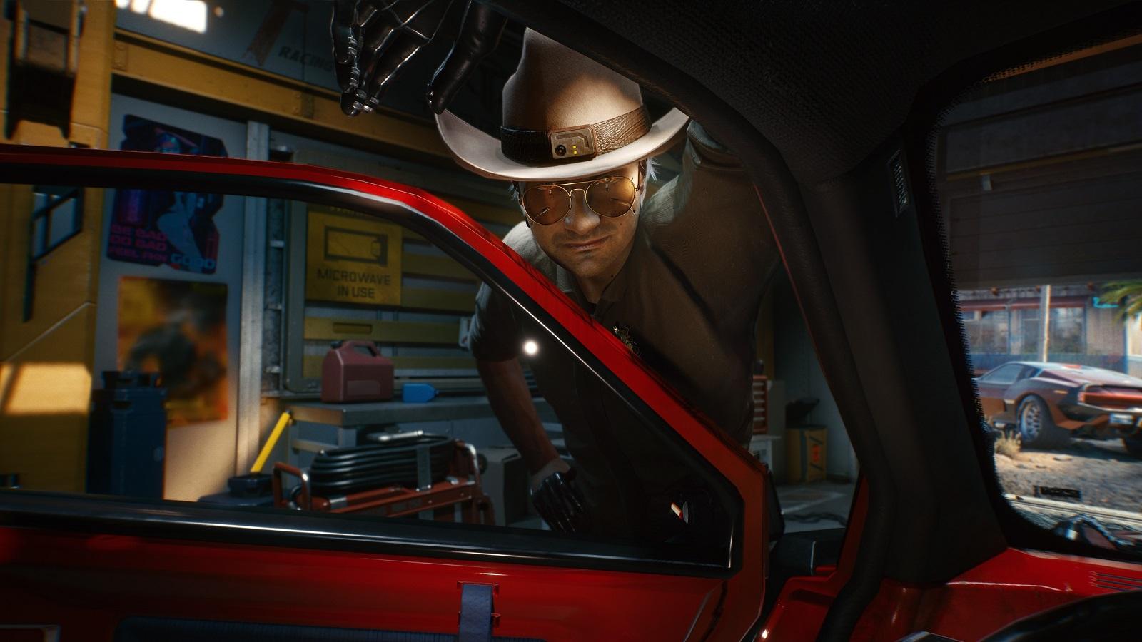 CD Projekt RED представила русскую озвучку Cyberpunk 2077