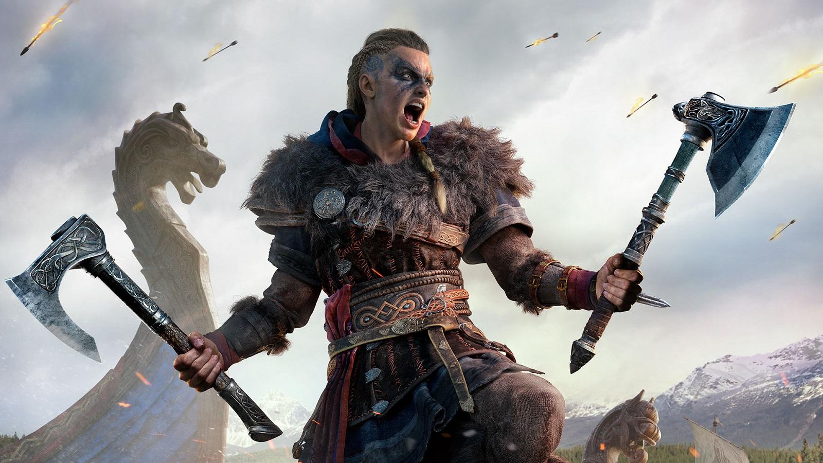Асгард и Йотунхейм на новых скриншотах Assassin's Creed Valhalla