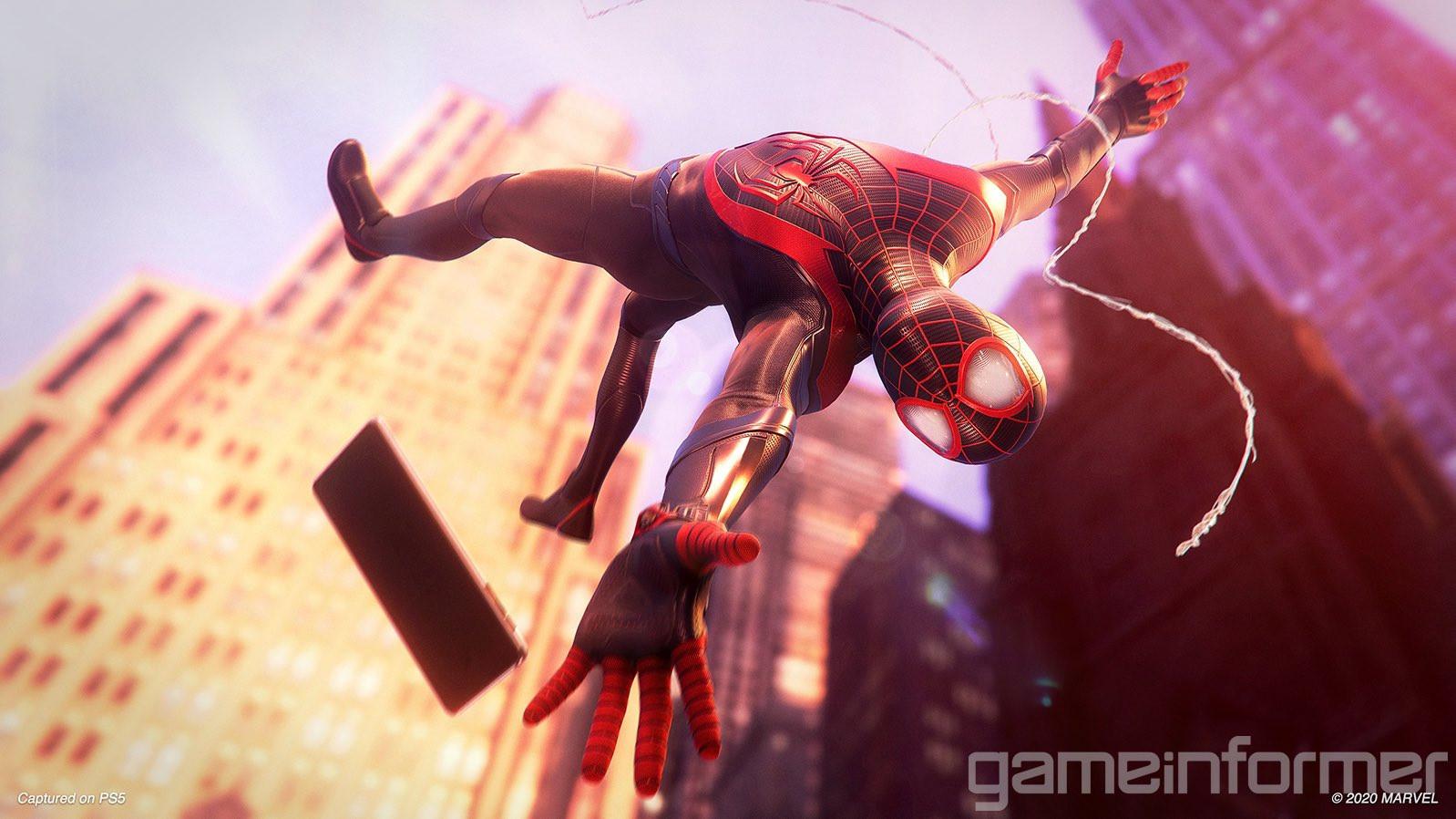 Битва с Носорогом, новые скриншоты и детали Spider-Man: Miles Morales